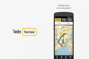 Yandex haritalarını yeniledi