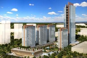 Babacan Yapı, Emlak Fuarı'nda yeni projesini tanıttı