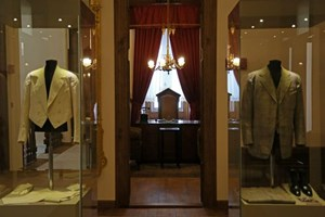 Atatürk müzesinin son hali