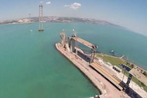 Körfez köprüsü rekor tasarruf sağlayacak!