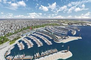 Viaport Marina Tuzla'ya demir attı!