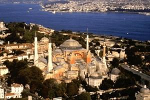 İşte Türkiye'nin turist haritası