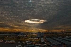 Böyle bulut olur mu?