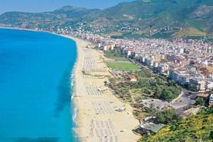 Temiz plaj cenneti Türkiye!