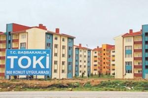 TOKİ'den Ankara'ya 1219 konut müjdesi!
