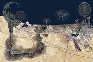 Yeryüzünün saklı cenneti Dubai!