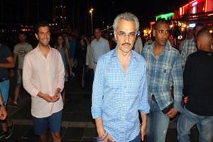 Suudi Prens Marmaris'e kapağı attı