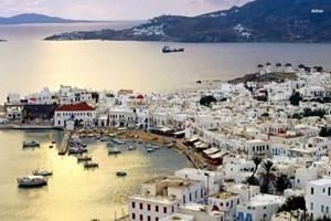 Türk turiste Yunan tatili