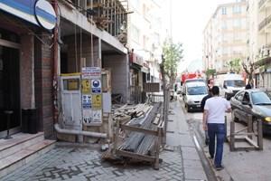 Eskişehir'de inşaatlara denetim başlatıldı