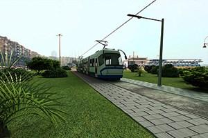 Aziz Kocaoğlu'ndan İzmir tramvay projesi hakkında açıklamalar!