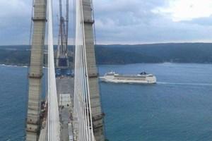 3. Boğaz Köprüsü'nün son hali görüntülendi!