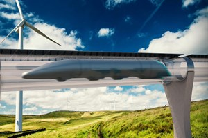 Hyperloop projesinin inşaat çalışmaları 2016'da başlayacak!