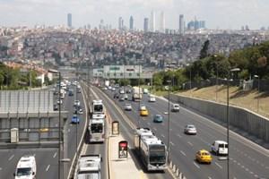 Haliç Köprüsü metrobüs yolunda bakım onarım çalışması 28-31 Ağustos'ta yapılacak!