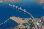 İzmit Körfez Geçişi Asma Köprüsü'nde kedi yolları tamamlandı!
