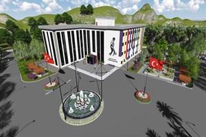 Manavgat Turizm Fakültesi'nin temel atma töreni gerçekleşti!