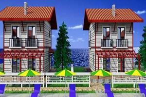Zeytinevleri Çanakkale: Kalbi Ege'de kalanların projesi...