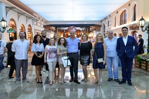 İstinyePark AVM, Rusya Federasyonu Basın Heyeti'ni ağırladı!