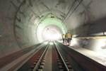 NEAT Gotthard Base Tüneli'nde tren seferleri 2016'da başlayacak!