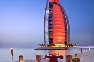 Dubai'nin eşsiz güzelliklerine birde böyle bakın