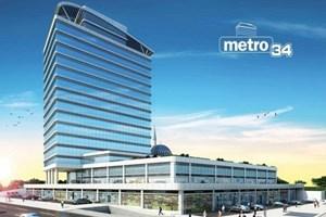 Metro 34 projesinde 84 aya kadar vade yapılıyor