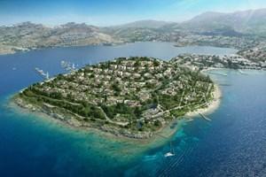 Epique Island Bodrum'da adım adım geliyor