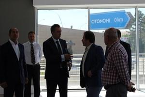 Mehmet Yiğiner: Otonomi otomotiv sektöründe Ankara'nın vizyonu!