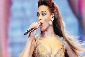 Beyonce'dan villa fiyatına ayakkabı!