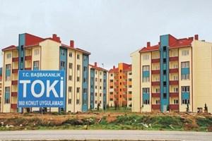 TOKİ, 673 Bin 784 konutun inşaatını tamamladı