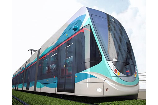 İzmir Karşıyaka Konak arasına yeni tramvay!