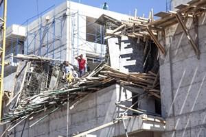 Bitlis'te AVM inşaatında kaza: 1 ölü