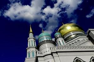 Moskova Merkez Camisi ibadete açıldı!