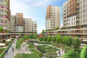 Evvel İstanbul Kayabaşı projesine yapı ruhsatı verildi!