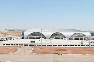 Diyarbakır Havalimanı ek bina yapımı Ekim'de başlıyor