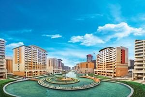 Sinpaş Yapı Altınoran Projesi ile Dubai Cityscape 2015 Fuarı'nda!