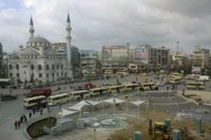 Gaziosmanpaşa Belediyesi kentsel dönüşüm toplantısı yaptı