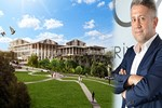 Geleceğin yeni mahallesi Zekeriyaköy'de kuruluyor