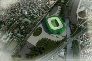 45 bin kişilik stadın açılışı yine ertelendi!