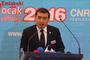 MOSFED Başkanı Ahmet Güleç İMOB'ta konuştu
