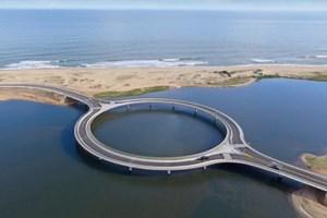 Bu köprü görenleri şoke ediyor!