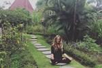 Fotoğrafçı Bennu Gerede 4 çocuğuyle birlikte Bali'ye taşındı