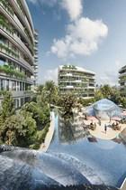 Nef'ten şehrin merkezinde en yeşil proje: Nef Bahçelievler