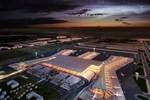 3. Havalimanı'nın yolcu uçak bindirme köprüsü Alman devinden