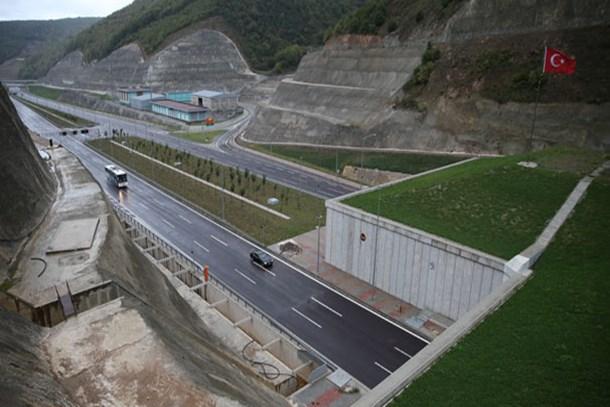 Orhangazi Tüneli ile yakıttan büyük tasarruf