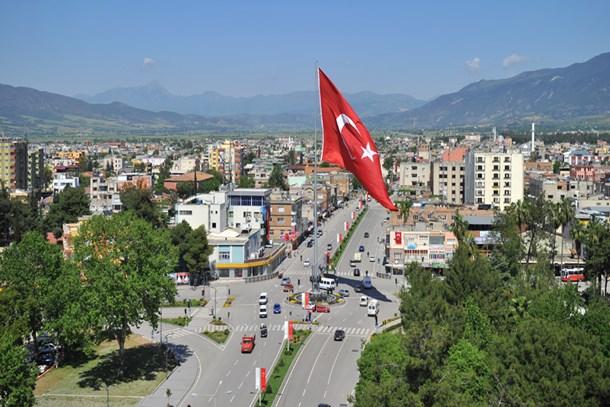 Osmaniye'de 22.1 milyon TL'ye 2 arsa!