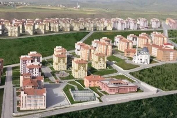 TOKİ Ankara Mamak'ta 1.186 konut daha inşa edecek