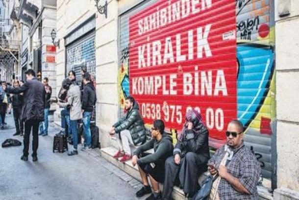 Mal sahipleri Bağdat Caddesi'ndeki kiraları arttırdı! Dükkanlar boşaldı