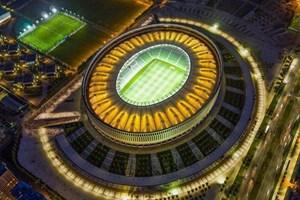 Türk firma dünyanın en lüks stadına imzasını attı