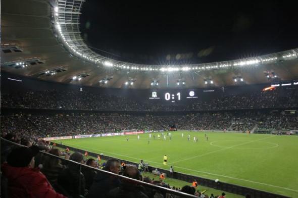 Krasnodar Arena', özellikleri itibariyle 'dünyanın en lüks stadı' unvanına sahip.
