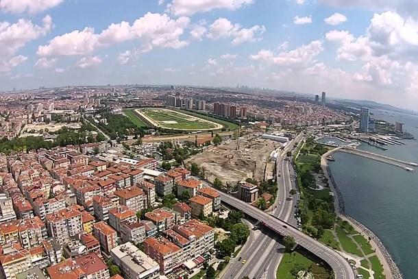Kentsel dönüşüm çalışmalarıyla İstanbul'da 8 ilçenin konut alımı değerlendi