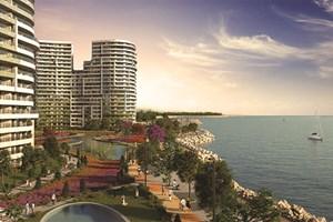 SeaPearl Ataköy'ün örnek daireleri görücüye çıktı